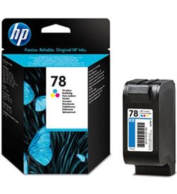 Cartucho color Hp n�78 - 916/920/930/940/950/960/970cxi/p1120/1220 psc750 C6578DE - C6578D