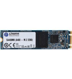 Kingston -SSD SA400M8 120G disco sólido sa400m8 120gb - sata iii - m.2 2280 - lectura 500mb sa400m8/120g - KIN-SSD SA400M8 120G