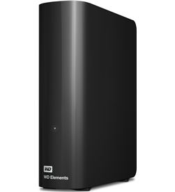 Todoelectro.es disco duro ext usb3.0 3.5 4tb wd elements desktop negro wdbwlg0040hbk-e - A0007405