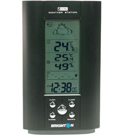 Brigmton BEM-500 negro estación meteorológica interior/exterior rf 433 mhz - +20297