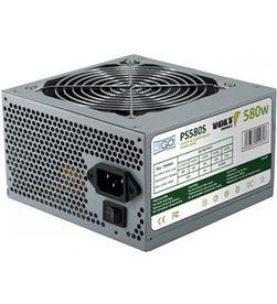 3go PS580S fuente alimentación - 580w - 20+4pin - 2*sata - ventilador 12cm - 3GO-FUENTE PS580S