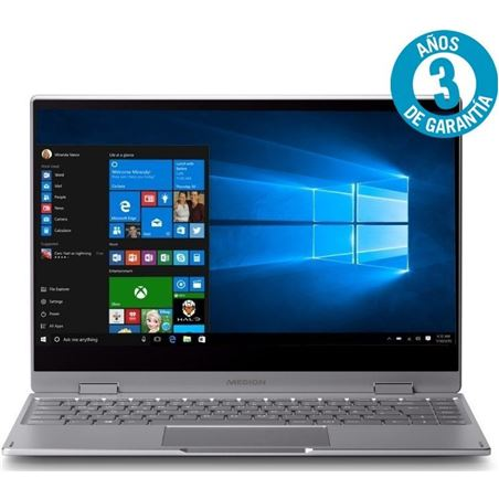 Port�til Medion akoya s4401 md61390 - i3-7020u 2.3ghz - 8gb - 256gb ssd - 30026253 - 4061275060409