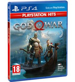 Sony juego ps4 god of war hits 9965107 Consolas - 9965107