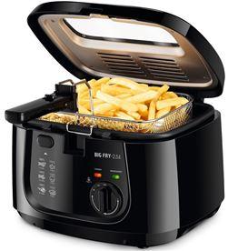 Freidora Mondial FT07 big fry 2,5l 1500w negra Freidoras - FT07
