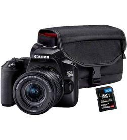 Canon 400329 c.reflex eos 250d 18-55 +bolso+sd16gb kit eos 250d ne - 8714574661490
