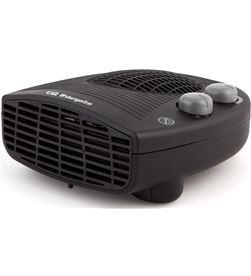 Calefactor Orbegozo horizontal FH5028 negro Calefactores - FH5028