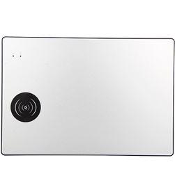 Todoelectro.es alfombrilla con carga inalámbrica subblim 10wal01 plata - 10w qi - entrada sub-mp-10wal01 - SUB-ALF 10WAL01