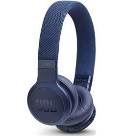 Jbl LIVE 400 BT AZUl auriculares on-ear inalámbricos bluetooth manos libres - +21850