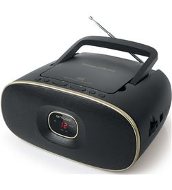 Muse md-202 vt negro radio cd portátil cd-rw fm/am con altavoz integrado MD202VT - +21863