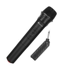 Micrófono inalámbrico Ngs singer air con receptor inalámbrico jack 6.3mm - SINGERAIR - NGS-MIC SINGERAIR