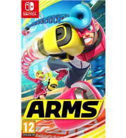 Juego Nintendo switch arms 2520481 Consolas - A0015139