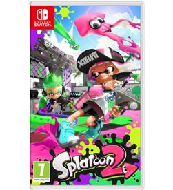 Juego Nintendo switch splatoon 2 NIN2520581 Consolas - NIN2520581