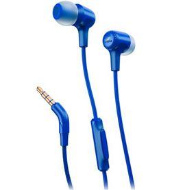 Jbl E15BLU auriculares intrauditivos e15 blue - drivers 8.6mm - 16ohm - cable 122c - JBL-AUR JBLE15BLU