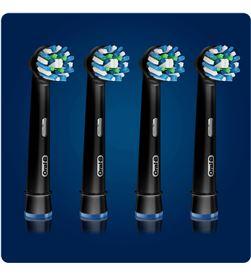 Braun eb 50 pack 3+1 cepillos oral-b pro crossaction black edition Z EB 50-3+1 REC - +015276