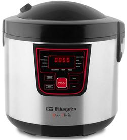 Orbegozo MCP6000 robot cocina 5l 860w 11 programas inox - MCP6000