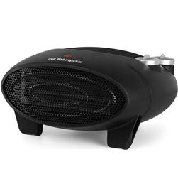 Calefactor horizontal Orbegozo fh5038 2000w negro FH 5028 - ORBFH5038