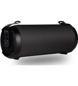 Ngs ROLLERTEMPOBLAC altavoz bluetooth roller tempo black - bt 5.0 tws - 20w - usb - micro s - NGS-ALT ROLLERTEMPOBLACK