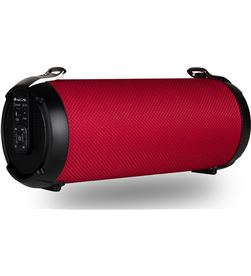 Altavoz bluetooth Ngs roller tempo red - bt 5.0 tws - 20w - usb - micro sd ROLLERTEMPORED - NGS-ALT ROLLERTEMPORED