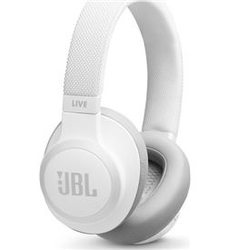 Auriculares bluetooth Jbl live 650btnc white - cancelación activa de ruido JBLLIVE650BTNCW - JBL-AUR JBLLIVE650BTNCWHT