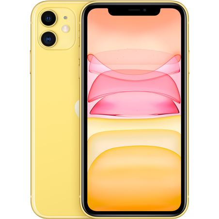 Apple iphone 11 128gb amarillo - MWM42QL/A - APL-IPHONE 11 128 A