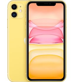 Apple iphone 11 64gb amarillo - MWLW2QL/A Terminales telefono smartphone - APL-IPHONE 11 64 A