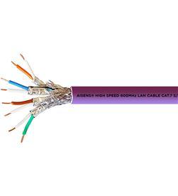 Bobina de cable Aisens A146-0368 - rj45 - cat 7 - sólo frío tp - awg23 con cpr - 3 - AIS-CAB A146-0368