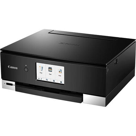Multifunción Canon wifi pixma ts8350 negra - 15/10ppm - duplex- scan 2400*4 3775C006 - 73414339_3038213556