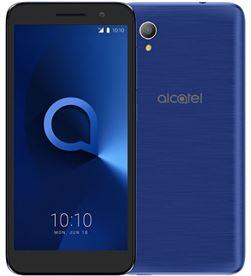 Smartphone móvil Alcatel 1 2019 bluish black - 5''/12.7cm - qc mediatek mt67 5033D-2JALWEA - ALC-SP 5033D BLSBK