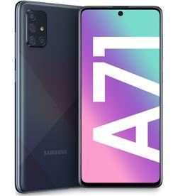 Smartphone móvil Samsung galaxy a71 black - 6.7''/17cm - cam (64+12+5+5)/32m A715 DS BK - SAM-SP A715 DS BK
