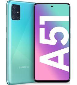 Smartphone móvil Samsung galaxy a51 blue - 6.5''/16.5cm - cam (48+12+5+5)/32 A515 DS BL - SAM-SP A515 DS BL