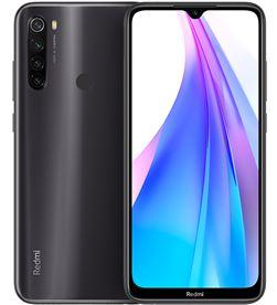 Smartphone móvil Xiaomi redmi note 8t gris medianoche - 6.3''/16cm - snapdra MZB8489EU - MZB8489EU