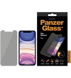Todoelectro.es protector de pantalla panzerglass p2622 para iphone xr/11 - cristal templad p2662 - PANZ-PROTEC P2662