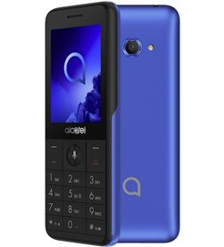 Smartphone móvil Alcatel 3088 metallic blue - 2.4''/6cm - dc - 512mb ram - 4 3088X-3AALWE1 - ALC-SP 3088 MB