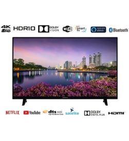 Televisor Eas electric E55SL952 - 55''/139cm - uhd 4k 3840*2160 - dvb-t/t2/ - 8436567803549