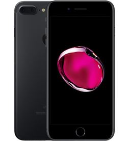 Apple IPHONE 7 PLUS 32gb negro mate reacondicionado cpo móvil 4g 5.5'' reti - +20554