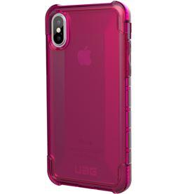 Todoelectro.es urban armor gear plyo rosa carcasa iphone xs resistente plyo iphone xs - +99947