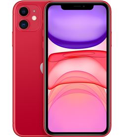 Apple iphone 11 64gb (product) red mwlv2ql_a Terminales telefono smartphone - IPHOMWLV2QL_A