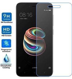 Xiaomi B9047SC07N protector vidrio templado redmi 5a negro (1 ud.) - 8427542097701