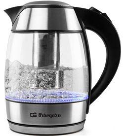 Hervidor de agua Orbegozo kt 6040 - 2200w - 1.8l - libre de bpa - jarra de 17524 - ORB-PAE-HERVIDOR KT 6040
