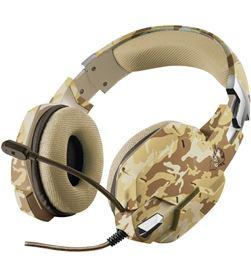 Trust -HEADSET GXT 322D auriculares con micrófono gaming gxt 322d desierto camuflaje - mando 22125 - TRU-HEADSET GXT 322D