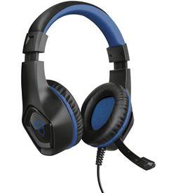 Auriculares con micrófono trust gaming gxt 404b rana para ps4 - dRivers 40m 23309 - TRU-AUR 23309