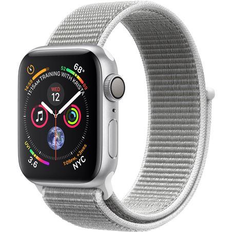 Apple�watch series�4 gps 40mm caja aluminio plata con correa deportiva MU652TY/A - 62203147_0698898721