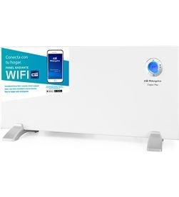 Orbegozo REW1500 panel radiante wifi 1500w apto baño blanco - ORBREW1500