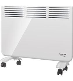 Convector pared Taurus CH1500 1500w blanco Calefactores - 8414234350558