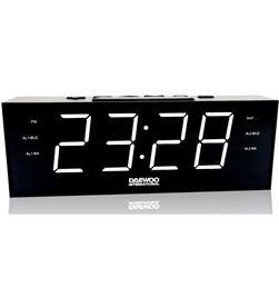 Daewoo IDBF274 radio reloj despertador dcr-560 bxcqi10 - 8413240605430