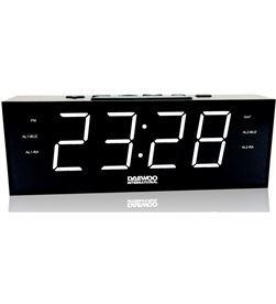 Radio reloj despertador Daewoo dcr-560 BXCQI10 Radio y Radio/CD - 8413240605430