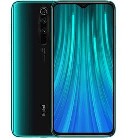 Smartphone móvil Xiaomi redmi note 8 pro verde bosque - 6.53''/16.58cm - med MZB8619EU - XIA-SP NOTE8PRO 64GB VB