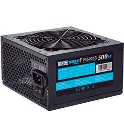 Fuente alimentación 3go PS502SB - 500w - ventilador 12cm - 8436531558888