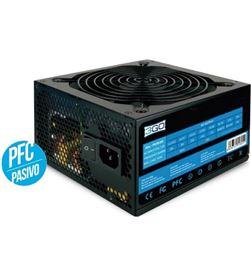 Fuente alimentación 3go PS601SX - 600w - ventilador 12cm - pfc pasivo - sis - 8436531559564
