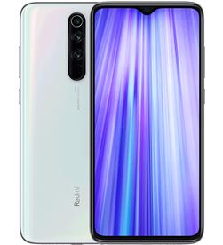 Smartphone móvil Xiaomi redmi note 8 pro blanco nºcar - 6.53''/16.58cm - MZB8341EU - XIA-SP NOTE8PRO 128GB BN